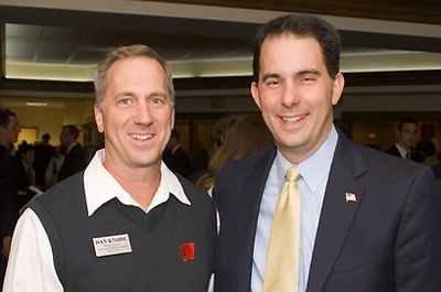 Dan with Scott Walker 0551